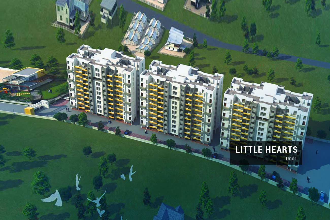 Daffodils Greens - Residential Project in Daund